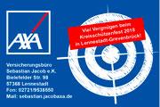AXA-Versicherungen Sebastian Jacob