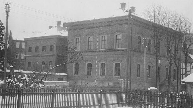 Grevenbrück, Amtsgericht, um 1920